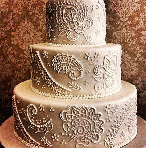 Best 25  Brown wedding cakes ideas on Pinterest