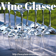 Wine Glasses - All Styles And Sizes