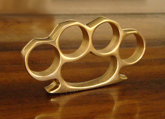 Brass Knuckles Company | Call Toll Free 1-888-604-2296