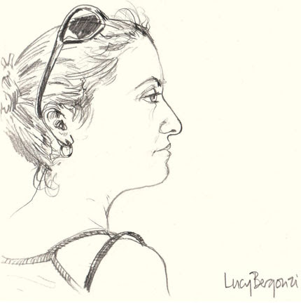Francesca Mancuso by Lucy Bergonzi