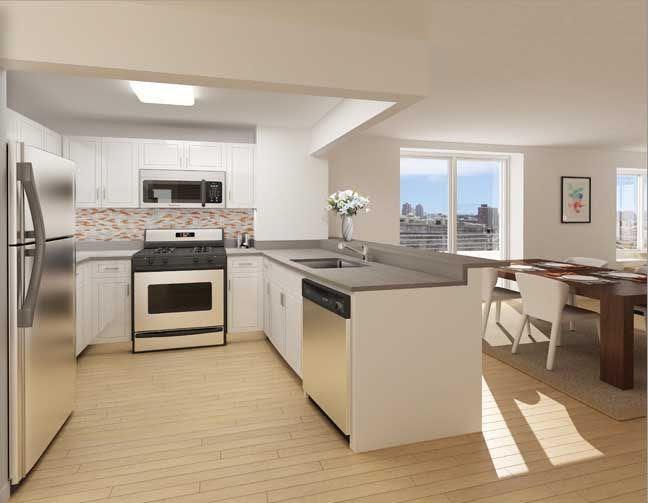 White-Shaker-Style-Kitchen- ...