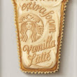 Starbucks' Customized Latte Orders Written Out On Chocolate, Cupcakes & Pancakes - DesignTAXI.com