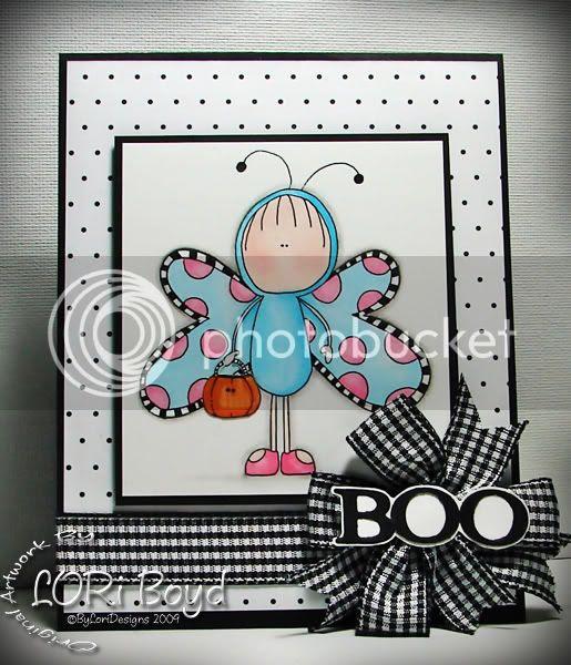 Lollipop-Butterfly