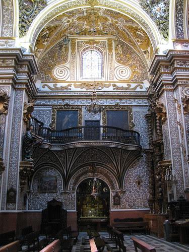 Painted Walls Church, Granada
