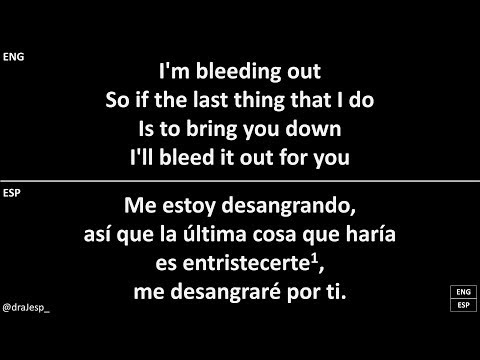 Bleeding Out – Imagine Dragons