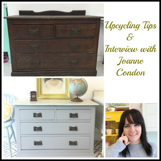 Upcycling Tips with Joanne of Kyle Lane - Tradesmen.ie Blog