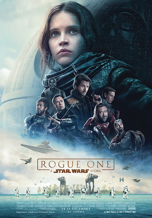 Critique de Rogue One: A Star Wars Story par SineS - AlloCiné