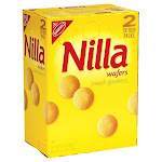 Nilla Wafers Cookies, 15 oz, 2-count