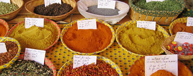 French Spice Market (Thinkstock)
