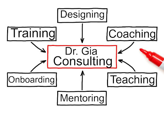Dr. Gia Consulting — PERFORMANCE DRIVEN CONSULTATION