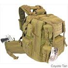 "Explorer Tactical Backpack, Coyote Tan, 20"""