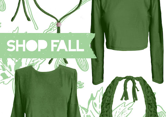 {FALL 2014} Webshop Update NOW LIVE!