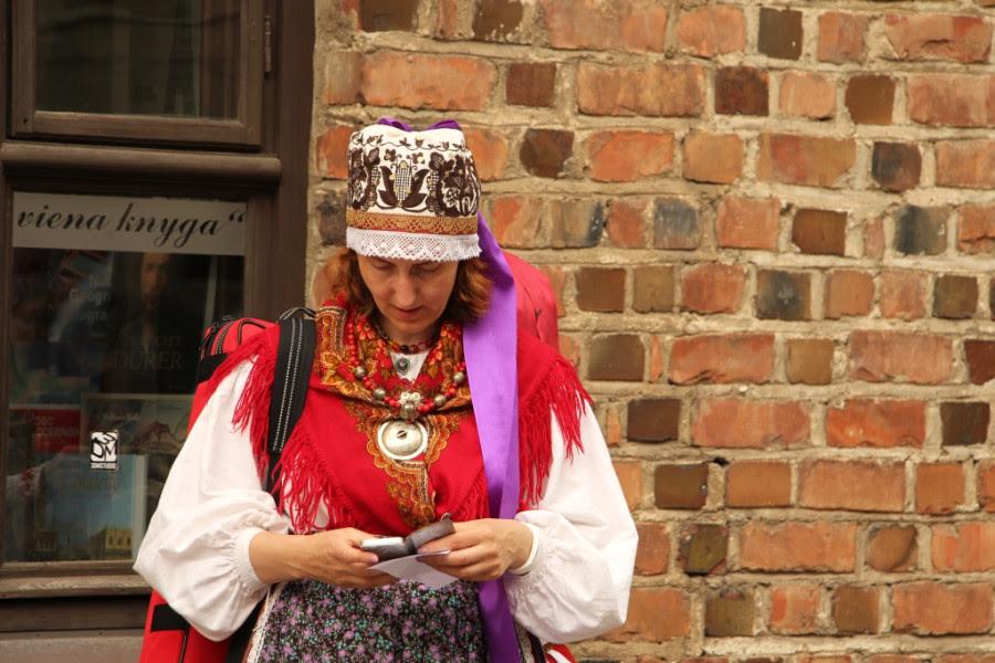 Фольклорный фестиваль Atataria в Каунасе  (28)