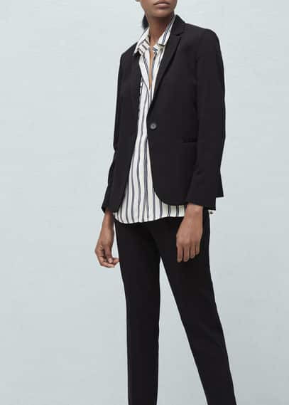 Tabbed suit trousers | MANGO