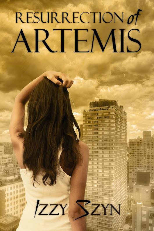 Author Interview with Izzy Szyn ~ New Release: Resurrection of Artemis