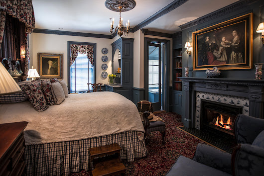 The Williamsburg Guest Room: A Trip to Post-Revolutionary America