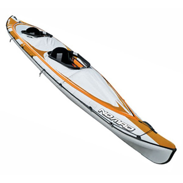 person inflatable kayak | The Sporting Life | Pinterest