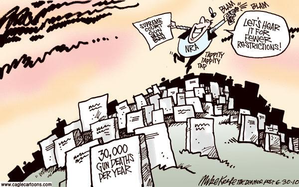 Cartoon by Mike Keefe