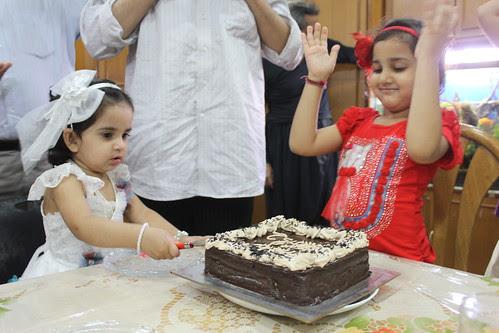 Happy Birthday Nerjis Asif Shakir 2 Year Old .. by firoze shakir photographerno1