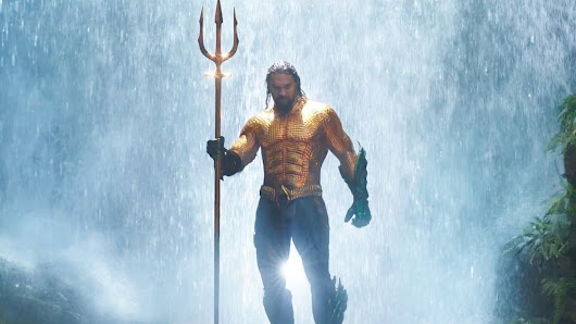 Aquaman Gets Wet In Extended Look Footage