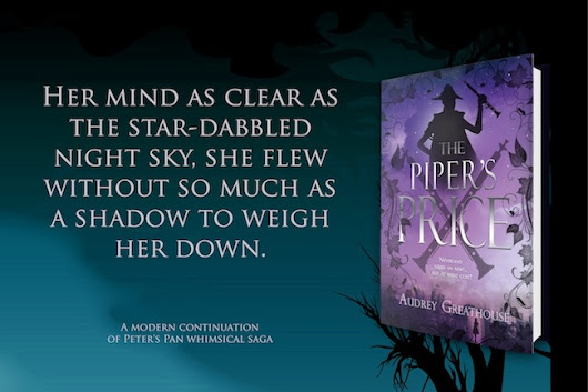 Book Blitz: The Piper's Price by @missaudreyjoy plus #Giveaway