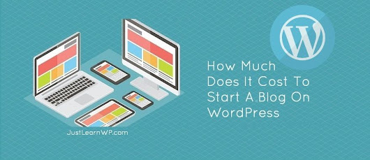 How Much Does it Cost to Start a Blog on WordPress? You won't believe