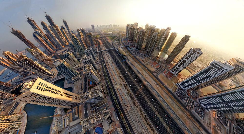Ουρανοξύστες στο Ντουμπάι