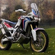 Honda Africa Twin Adventure Sports Concept unveiled