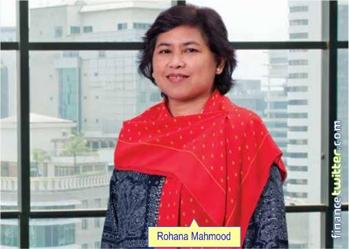 Najib Razak Cronies - Rohana Mahmood