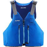 NRS Clearwater Mesh Back PFD Blue L/XL 40007.03.102