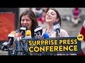 Surprise Press Conference Prank - Video