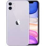 Apple iPhone 11 Refurbished - 256 GB - Purple - Unlocked - CDMA/GSM