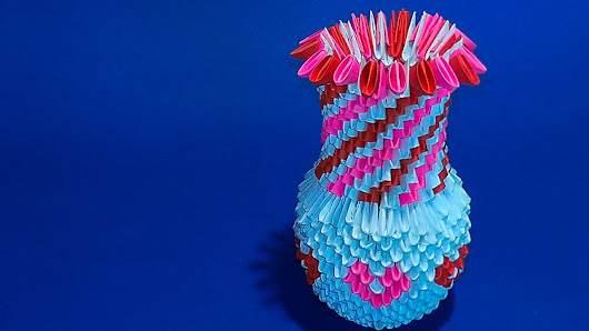 Arthur 3D origami - Google+ - photo#14