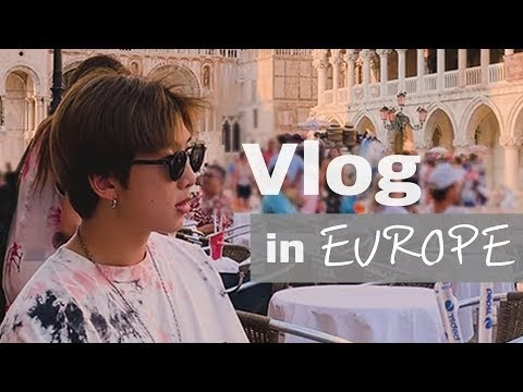 BTS's RM enjoys sights and sounds of Europe in latest 'BTS Vacation LOG'