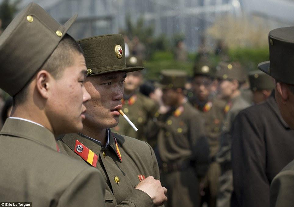 Что мне запретили снимать в Северной Корее запрет, люди, северная корея, снимки