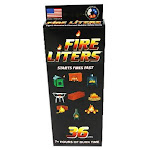 Fire Lighter Cube, 36-pack