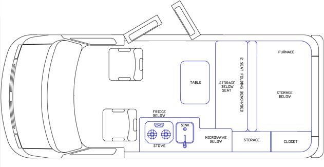 For more information about the Pleasure-Way Ford Traverse Camper Van ...