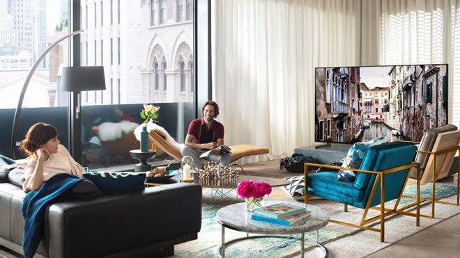 danh gia chi tiet samsung qled tv 8k q900r: dinh cao cong nghe hinh anh 5