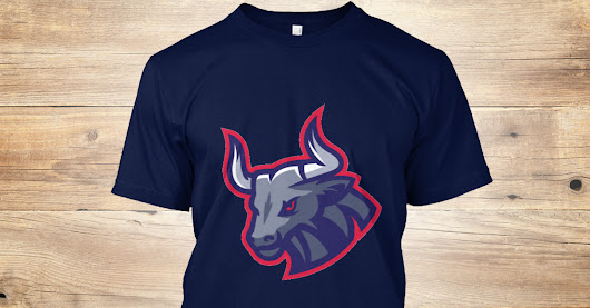 Bull T Shirt - Limited Edition!
