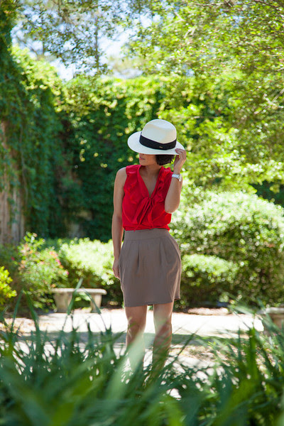 Red Hot Summer Temperatures - Kate Style Petite