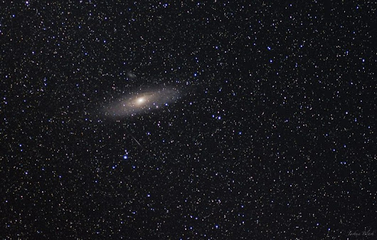 Andromeda galaxy next door to Milky Way | EarthSky.org