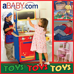 aBaby.com- the ultimate toy shop.
