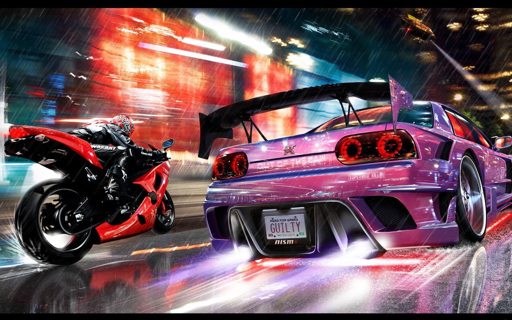 Need For Speed Underground Wallpapers Hd Desktop