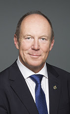 Photo - Kerry Diotte - Click to open the Member of Parliament profile