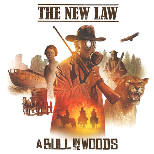 THE NEW LAW : A bull in the woods - Adopte Un Disque