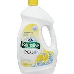 Palmolive Eco Gel Dishwasher Detergent, Lemon Splash Scent - 45 fl oz bottle