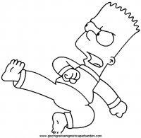 Disegni Da Colorare Simpson Da Stampare Gratis