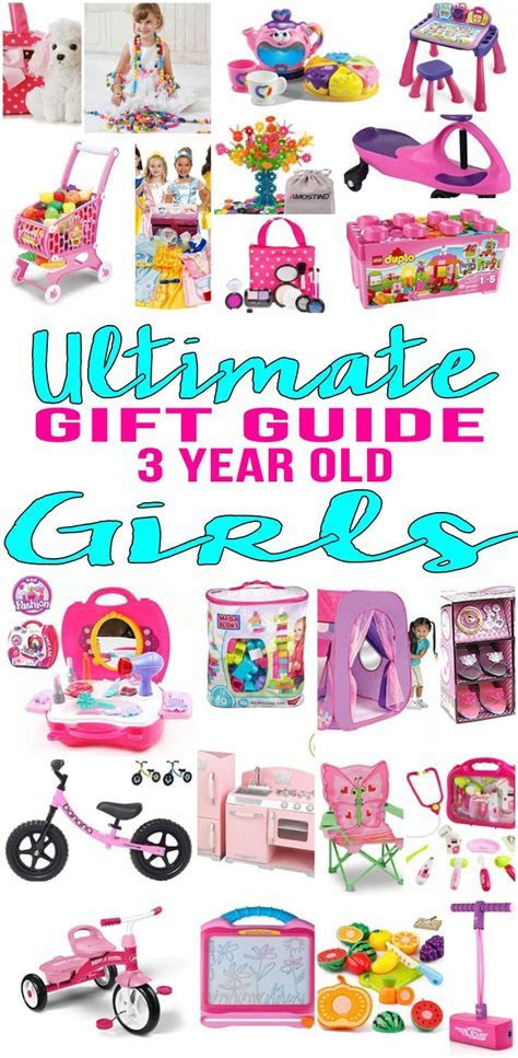 Best Gifts for 3 Year Old Girls   Gift Guides   Gifts for