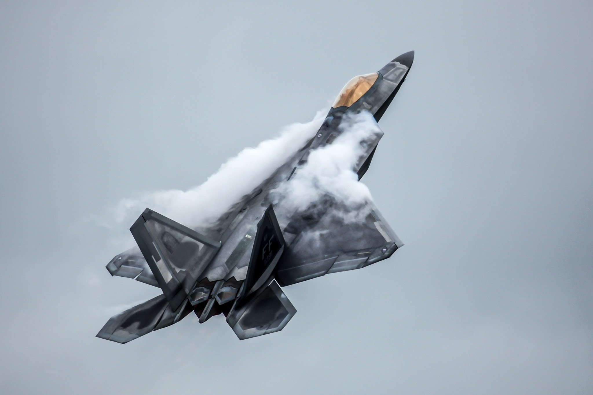Aircraft Vehicle Military Military Aircraft F 22 Raptor