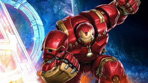 iron man hulkbuster mark xliv wallpaper hd wallpapers